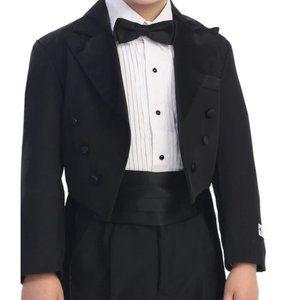 FD Boys Tailored Formal Coat 24M